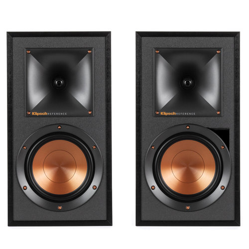 View Larger Image of R-51PM Powered Bluetooth Bookshelf Speakers - Pair (Black)