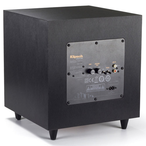View Larger Image of R-8SW Subwoofer (Black)