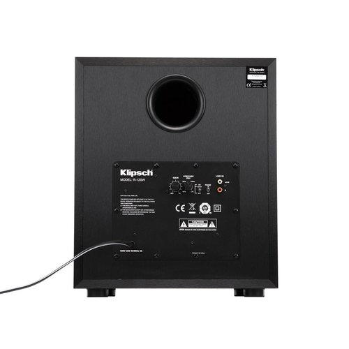 "View Larger Image of R-12SW 12"" 400W Powered Subwoofer (Black)"