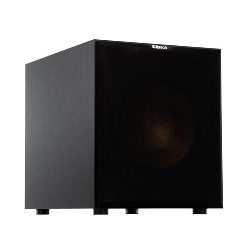 """View Larger Image of R-12SW 12"""" 400W Powered Subwoofer (Black)"""