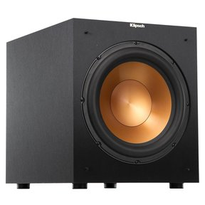 "R-12SW 12"" 400W Powered Subwoofer (Black)"