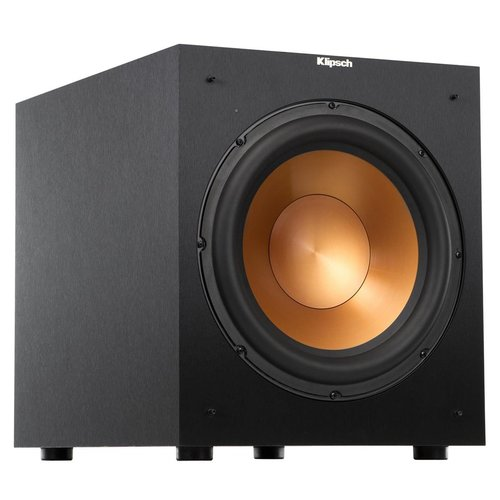 """View Larger Image of R12SW 12"""" 400W Powered Subwoofer (Black)"""