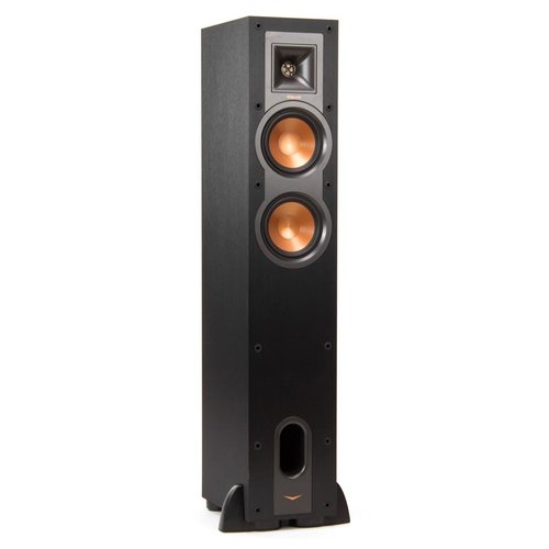 "View Larger Image of Reference 5.1 Channel R-24F Surround Home Theater Speaker Bundle with 12"" Subwoofer (Black)"