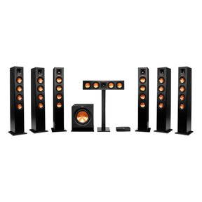 Reference Premiere HD Wireless 7.1 Channel Floorstanding Speaker System with HD Control Center