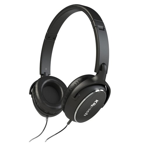View Larger Image of Reference R6 On-Ear Headphones (Black)