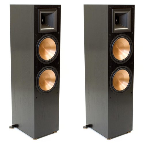 View Larger Image of RF-7 II Reference Series Floorstanding Loudspeakers - Pair (Black)