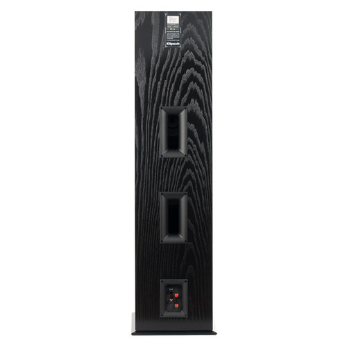 View Larger Image of RF-7 III Floorstanding Speaker Pair with RC-64 III Center Channel Speaker (Black Ash)