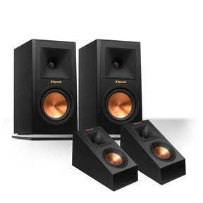RP-150M Reference Premiere Monitor Speakers with RP-140SA Add-On Dolby Atmos Enabled Elevation Speakers