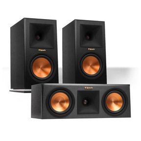 RP-160M Reference Premiere Monitor Speakers Pair with RP-250C Center Channel Speaker