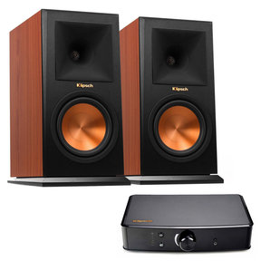 RP-160M Reference Premiere Monitor Speakers with PowerGate Audio Streaming Device