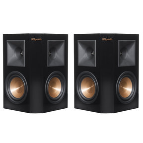 "RP-240S Reference Premiere Surround Speakers with Dual 4"" Cerametallic Cone Woofers - Pair (Piano Black)"