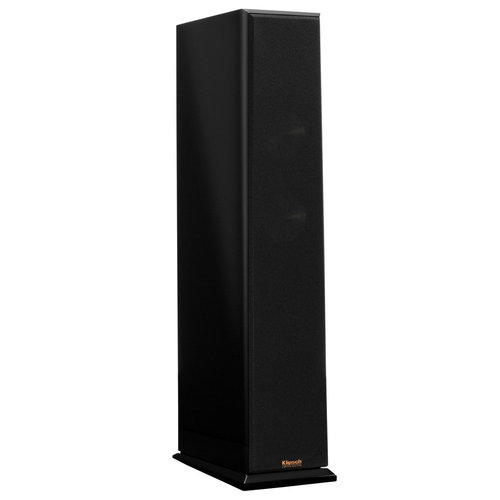 View Larger Image of RP-250F Reference Premiere Floorstanding Speakers with Dual 5.25 inch Cerametallic Cone Woofers - Pair (Piano Black)