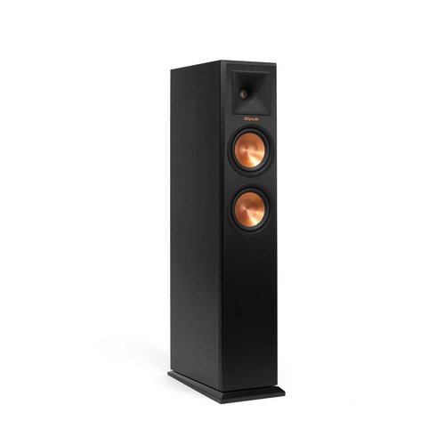 View Larger Image of RP-250F Reference Premiere Floorstanding Speakers with Dual 5.25 inch Cerametallic Cone Woofers - Pair