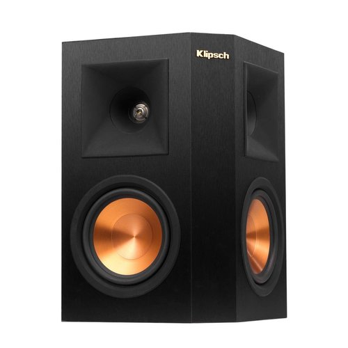 "View Larger Image of RP-250S Reference Premiere Surround Speakers with Dual 5.25"" Cerametallic Cone Woofers - Pair (Ebony)"