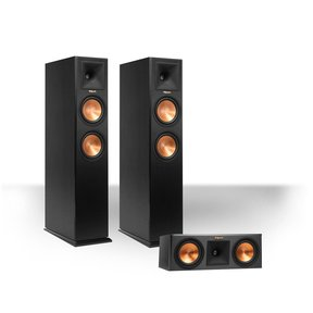 RP-260F Reference Premiere Floorstanding Speaker Package with RP-250C Center Channel Speaker