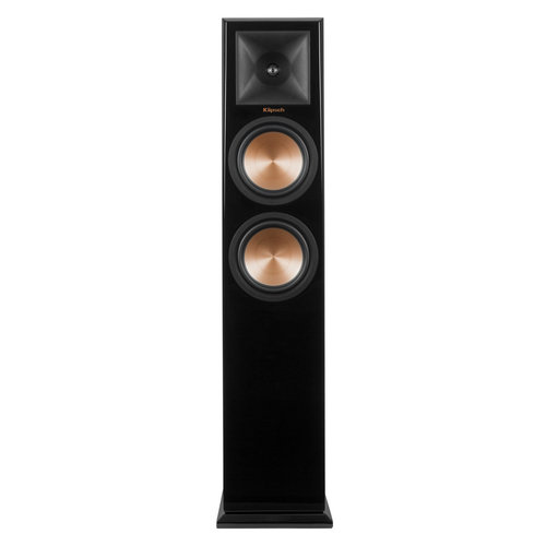 View Larger Image of RP-260F Reference Premiere Floorstanding Speakers with Dual 6.5 inch Cerametallic Cone Woofers - Pair (Piano Black)