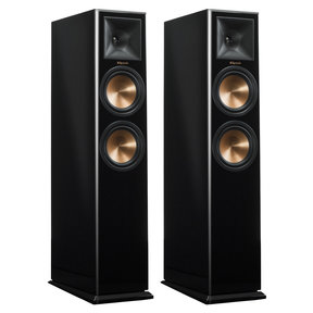 RP-260F Reference Premiere Floorstanding Speakers with Dual 6.5 inch Cerametallic Cone Woofers - Pair (Piano Black)