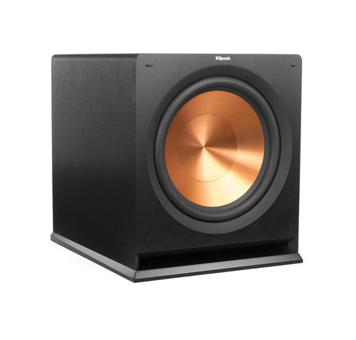 """View Larger Image of RP-280F Reference Premiere Floorstanding Speaker Package with RP-450C Center Channel Speaker and R115 15"""" Subwoofer"""