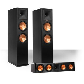 RP-280F Reference Premiere Floorstanding Speaker Package with RP-450C Center Channel Speaker
