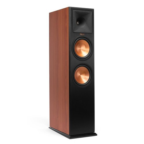 View Larger Image of RP-280F Reference Premiere Floorstanding Speaker with RP-140SA Add-On Dolby Atmos Enabled Elevation Speakers (Black)
