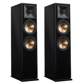 RP-280F Reference Premiere Floorstanding Speakers with Dual 8 inch Cerametallic Cone Woofers - Pair (Piano Black)