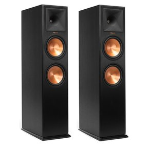RP-280F Reference Premiere Floorstanding Speakers with Dual 8 inch Cerametallic Cone Woofers - Pair