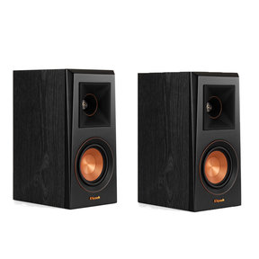 RP-400M Reference Premiere Bookshelf Speakers - Pair (Ebony)