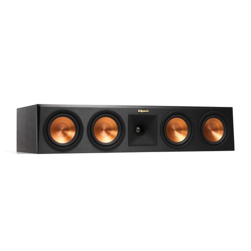 """View Larger Image of RP-450C Reference Premiere Center Channel Speaker with Quad 5.25"""" Cerametallic Cone Woofers - Each"""