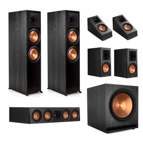 RP-8000F 7 1 Home Theater System (Ebony)