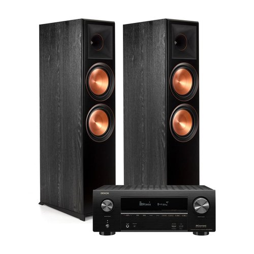 View Larger Image of RP-8000F Floorstanding Speakers with Denon AVR-X2500H 7.2-Channel 4K Ultra HD AV Receiver