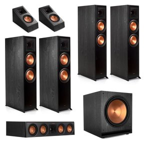 RP-8060FA 5.1.4 Dolby Atmos Home Theater System