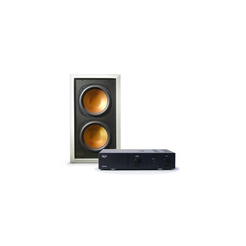 View Larger Image of RSA-500 500W Multiple Use In-Wall Subwoofer Amplifier