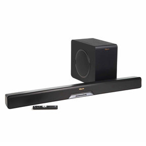 RSB-11 Reference Sound Bar with Wireless Subwoofer (Black)