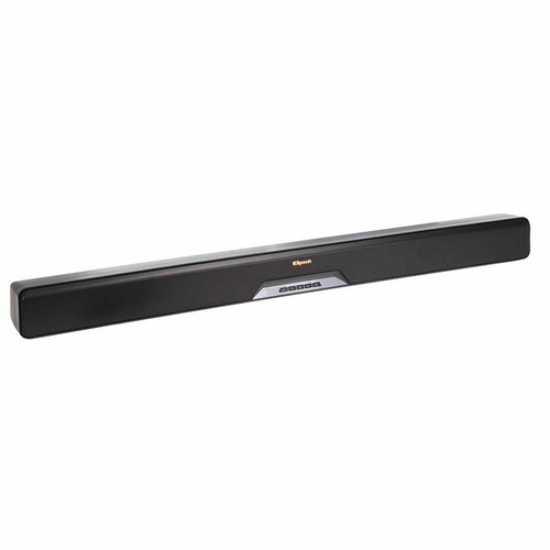 View Larger Image of RSB-11 Reference Sound Bar with Wireless Subwoofer (Black)