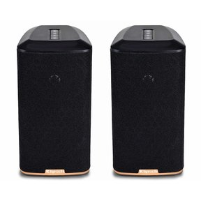 RW-1 Wireless Speakers - Pair (Black)