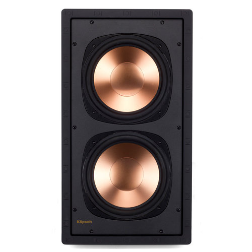 View Larger Image of RW-5802-II In-Wall Subwoofer