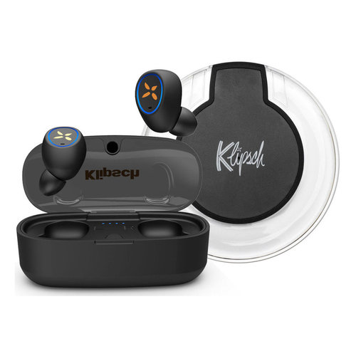 View Larger Image of S1 True Wireless Earbuds with Charging Pad