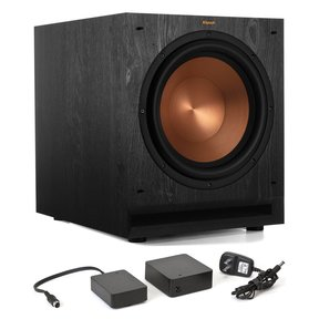 "SPL-120 12"" Subwoofer (Ebony) with WA-2 Wireless Subwoofer Kit"