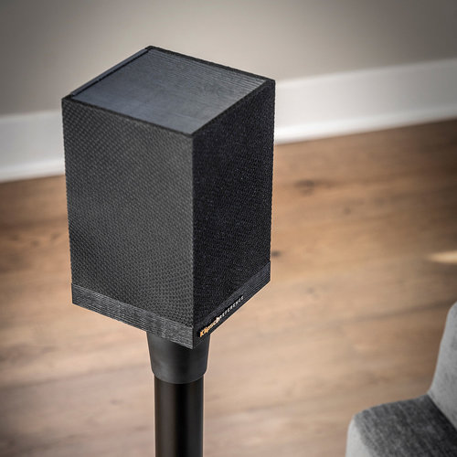 View Larger Image of Surround 3 2.0 Wireless Surround Speakers - Pair (Black)