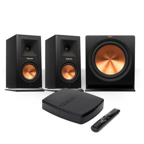 Reference Premiere HD Wireless 2.1 Monitor System