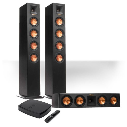 View Larger Image of Reference Premiere HD Wireless 3.0-Channel Floorstanding Speaker System
