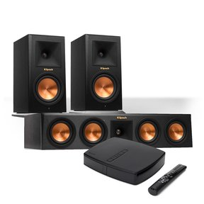 Reference Premiere HD Wireless 3.0-Channel Monitor Speaker System