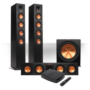 Reference Premiere HD Wireless 3.1 Floorstanding Speaker System with HD Control Center
