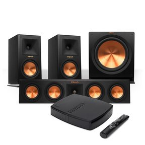 Reference Premiere HD Wireless 3.1 Monitor Speaker System with HD Control Center