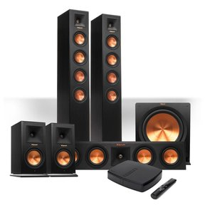 Reference Premiere HD Wireless 5.1 Speaker System with HD Control Center