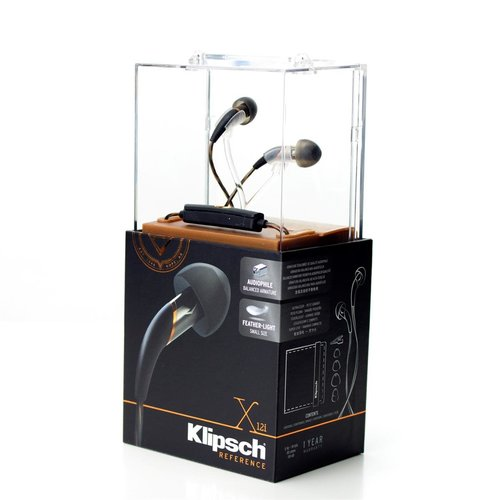 View Larger Image of X12i Reference In-Ear Headphones