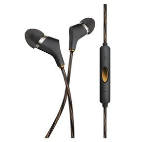 X6i Reference In-Ear Headphones (Silver/Black)
