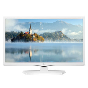 "24LJ4540 24"" HD 720p LED TV (White)"