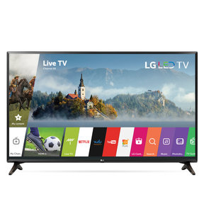"32LJ500B 32"" HD 720p LED TV with Virtual Surround"