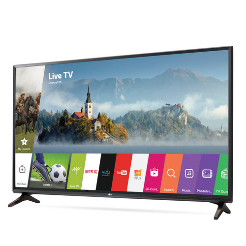 "View Larger Image of 32LJ500B 32"" HD 720p LED TV with Virtual Surround"